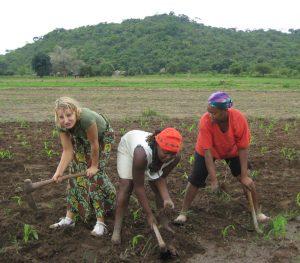 Freiwilliges soziales Jahr in Afrika Foto: eine-welt-engagement.de