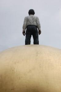 Blick nach vorn Documenta - Kassel Foto: Thomas Richter Alender