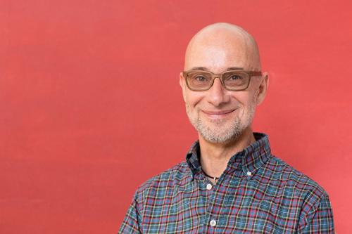 Hochschulpfarrer Christoph Simonsen